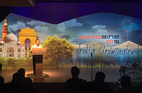 Invitation to Partner Delhi Festival, Business of Sports & More: Day 1 of EEMAGINE '16