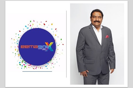 EEMA President Sabbas Joseph Reveals 'Discovering X' as the Theme of EEMAgine 2018