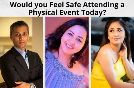 Would you Feel Safe Attending a Physical Event Today? Here's What Industry Stakeholders Say