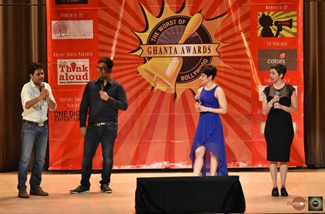 The Ghanta Awards Go International; 6th Edition of the Show Tours 6 Cities Including Singapore