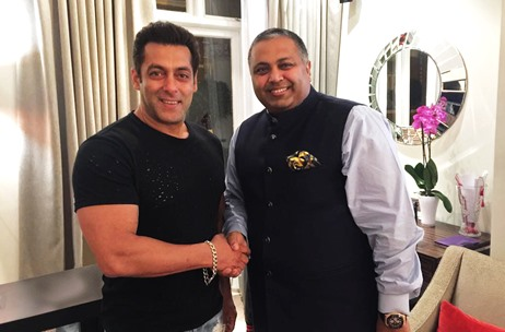 CP PLUS Signs Up Salman Khan as its CCTV Ambassador