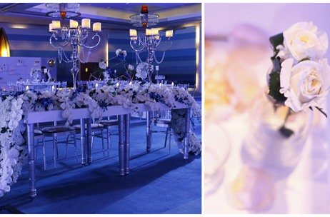 A 'Reflections Of Love' Themed Dubai Wedding By Selvatico Events