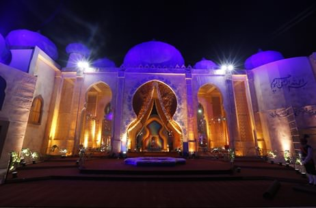 Turkish Delight: An Agrabah themed Sangeet by Q Events by Geeta Samuel