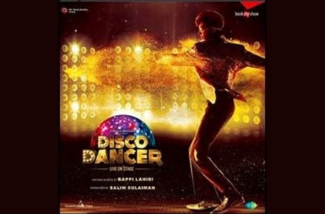 Saregama Ventures into the Live Events Space, Launches their First Ever Stage Musical – Disco Dancer