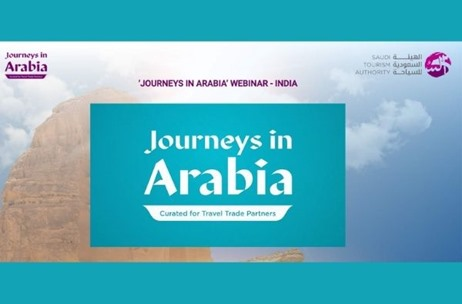 Saudi Tourism Authority Hosts 'Journeys in Arabia' Webinar to Promote the Kingdom in India Market