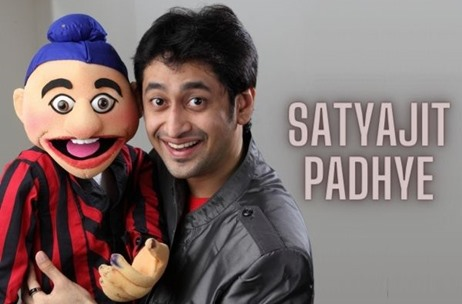 I am Not Just a Ventriloquist, but a Puppeteer and a Puppet-maker Too: Satyajit Padhye