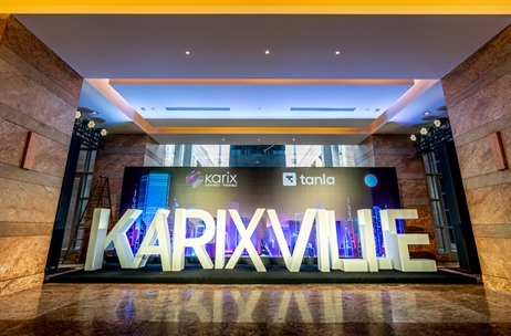 Toast Events Executes an Annual Celebration for Karix at Grand Hyatt Mumbai
