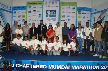 21 Cr. Logged for 286 NGOs; #SCMM2016 Breaks All Charity Records