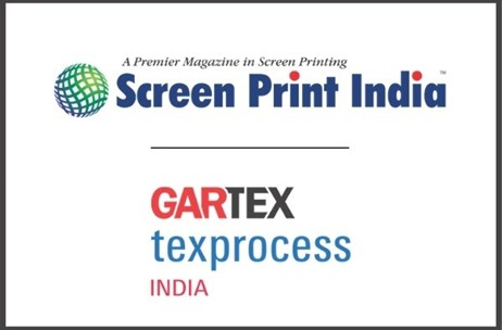 Screen Print India to be Held in Parallel with Gartex Texprocess India