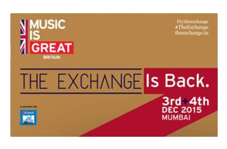 Great Britain and Submerge present the 2nd edition 'The Exchange' Music Conference