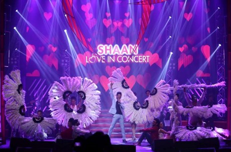 Shaan Love in Concert New IP Conceptualised by Happydemic to Celebrate Second Anniversary