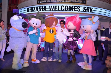 KidZania Delhi-NCR Launch with Shah Rukh Khan by Think Events