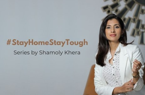 Shamoly Khera Shares Insights on #StayHomeStayTough Series In an Exclusive Interview with EVENTFAQS!