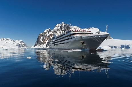 The Q Experiences Announces Exclusive Cruise Journey to Antarctica to Take Place in December