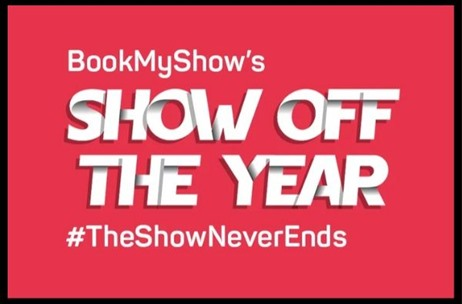 BookMyShow's 'Show Off The Year' Reveals How Indians Entertained Themselves in 2019!