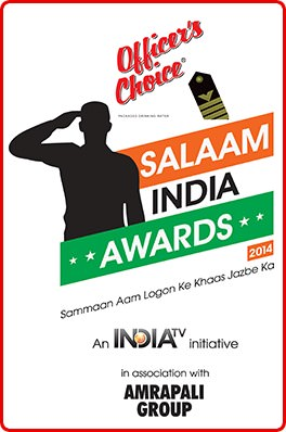 Showtime produces the Salaam India Awards for India TV