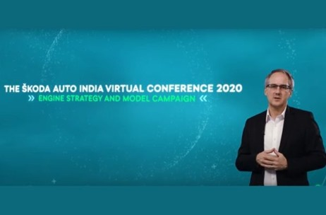Fountainhead MKTG Executes the First Ever Virtual Live Launch for Skoda India