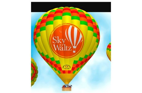 SkyWaltz orders the largest passenger balloon in India