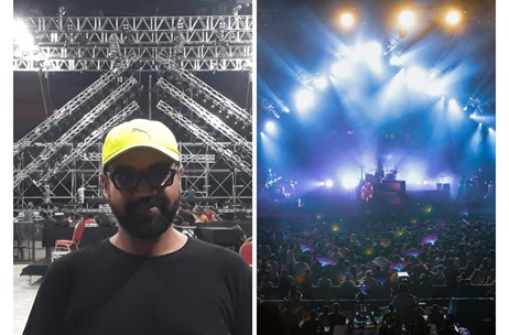 OneRepublic Enthralls Fans on Maiden India Tour; Vinay Agarwal Takes Us Behind the Scenes