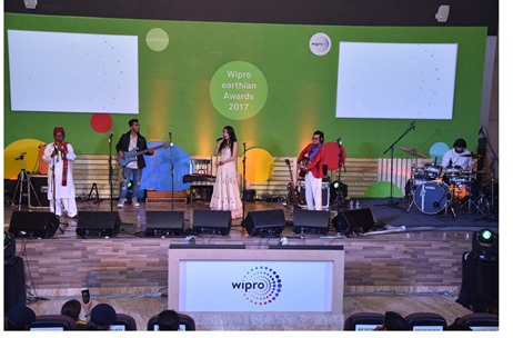 Evenflow Experiences Weave Together the 7th Edition of Wipro Annual Earthian Awards