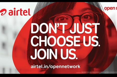 Airtel Rolls Out A 360 Degree Campaign Announcing Its Open Network Initiative