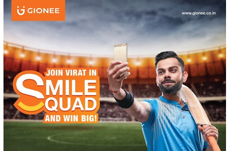 Gionee Unveils 'Smile Squad' - A Unique Loyalty Program for Brand Audiences