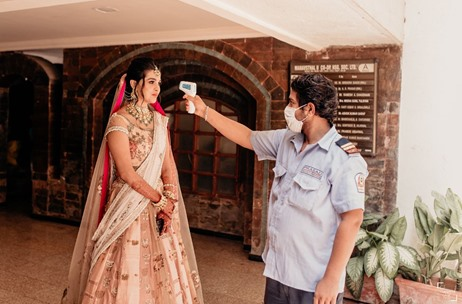 80% Indian Couples Want Social Distancing at Wedding; 33% Seek Smaller Venues, Says TKWW Survey