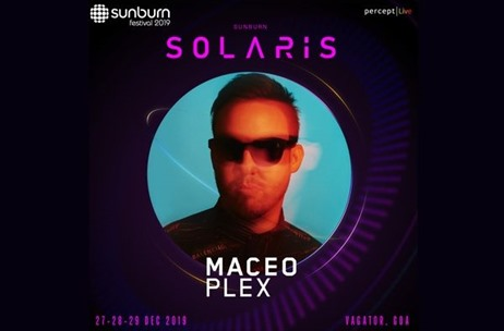 Maceo Plex Confirms to Make India Debut at Sunburn Goa 2019 Underground Venture 'Solaris'