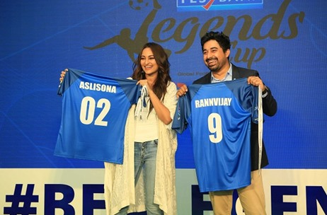 YES BANK Legends Cup 2018 Brings LaLiga on board as Global Football Partner