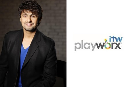 "ITW Playworx Music and Sonu Nigam Announce Mega 15-City Tour ""Sonu Nigam Live"""