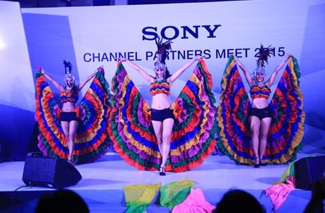 Sony unveils the P4 Mobile series for its channel partners