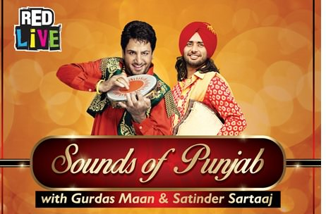 RED LIVE brings 'Sounds of Punjab' to Delhi