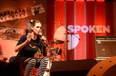 Debut Edition of SPOKEN Festival Mesmerizes over 6000 with Poetry, Music & Storytelling