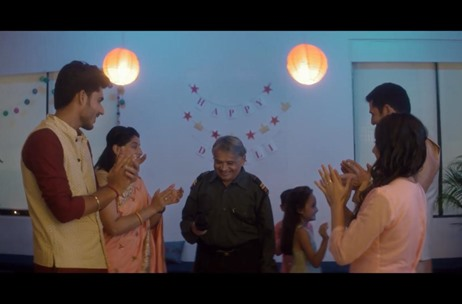 Haier India's #LightUpAHeart Brings Together Memories of Diwali Celebrations in Offices