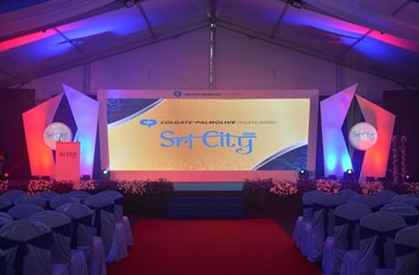 Colgate Sri City Factory Launch By Work Ventures