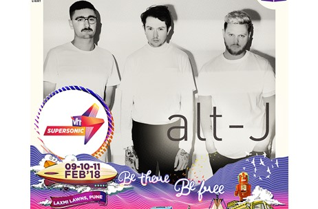Vh1 Supersonic Announces Indie Rock Band Trio 'alt-J' as Their Second Headliner