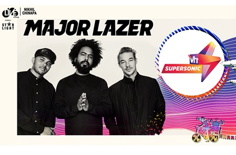 Vh1 Supersonic Announces Major Lazer as The First Headline Artist in its Super line-up