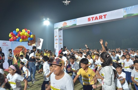 Kiddathon 2016 Managed by Real Show Sees Over 3000 Kids Participate