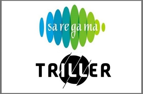 Triller Users Get Access to Saregama Library