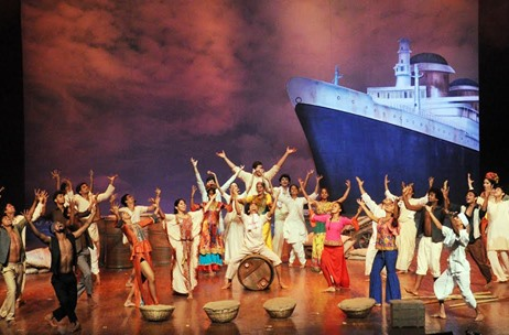 NCPA in Association with Silly Point Productions Presents 'Gandhi The Musical'