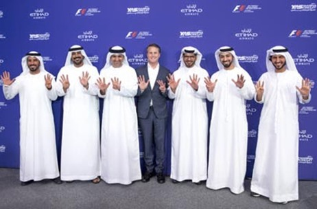 Formula 1 Etihad Airways Abu Dhabi Grand Prix Enters a New Era