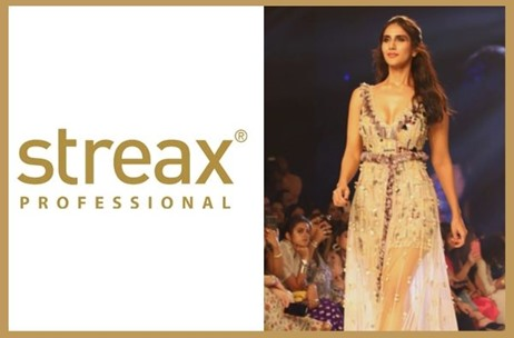 Streax Professional Announces Vaani Kapoor as the New Face of the Brand