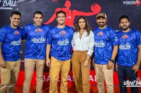 Street Ball League Kicks Off with a Star Studded Opening Ceremony in Mumbai