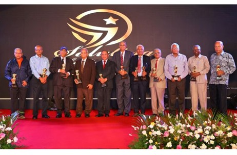 'Saluting the Stalwarts' an Initiative to Honour Railway Legends Conceptualised by Innovations India