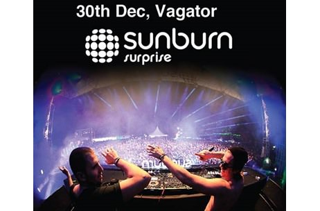 Sunburn to surprise Goans with an extra day of free music