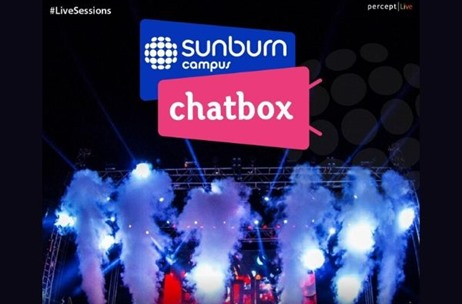 Percept launches 'Sunburn Campus Chatbox' a Digital Live Chat to inspire the Youth of India
