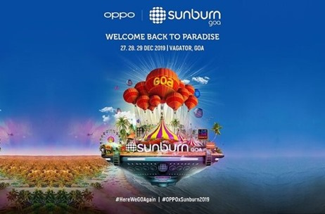 Sunburn Festival 2019 Reveals its Phase 1 Artist Line-Up