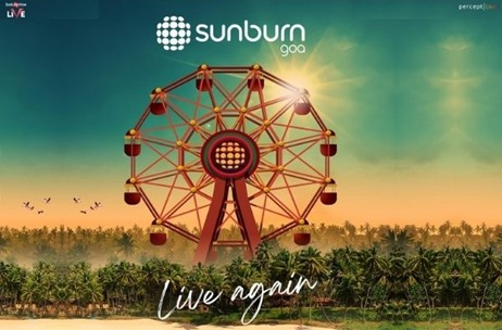 Fan Safety is Priority as Sunburn Gets Set for Limited Capacity Live Event on Dec 27, 28, 29 at Goa