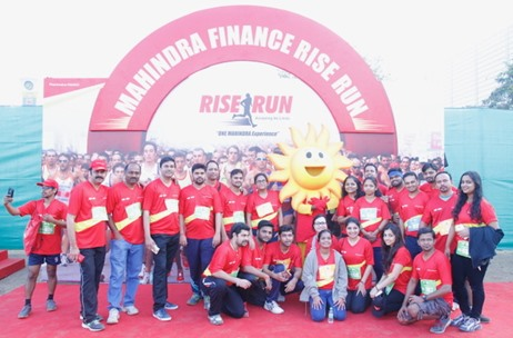 engage4more Introduces Mascot 'Sunny' for Mahindra's Rise Run