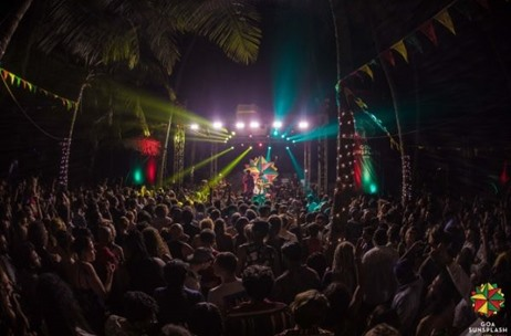 Fifth Edition of Reggae Festival Goa Sunsplash Witnesses its Largest Audience Ever!